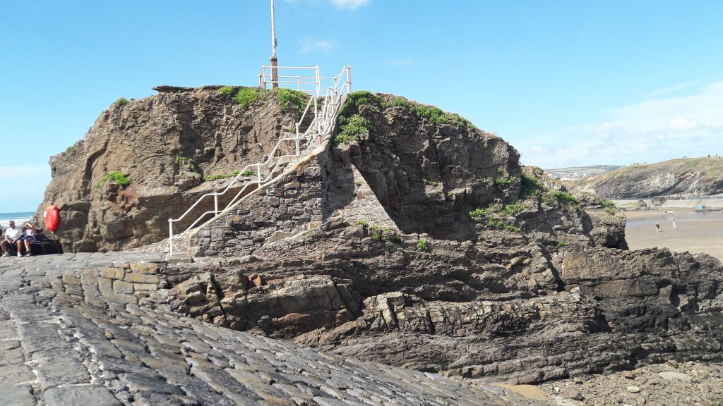 Barrel Rock Bude
